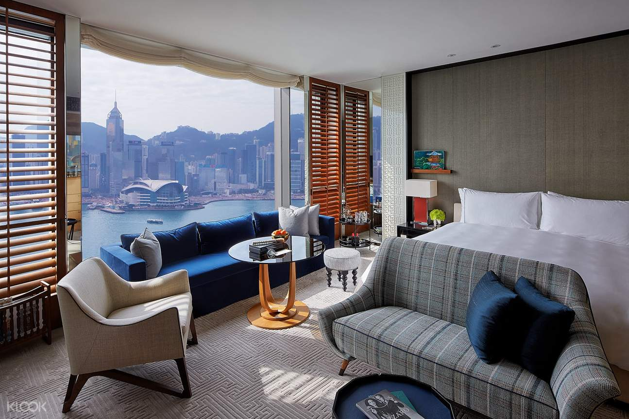 Grand Harbour View Room